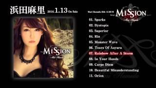 "Mari Hamada ""Mission"" 試聴ダイジェスト"