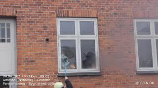 04.04.2021 / Bygn.brand-Lejlighed / Gentofte