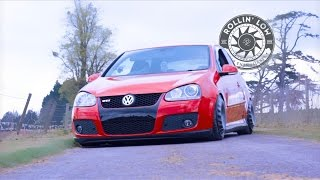 Stance Golf Mk5 GTI | Rollin'Low