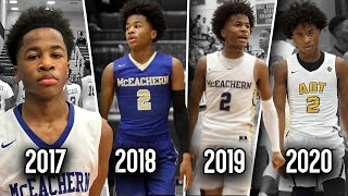 The EVOLUTION of Sharife Cooper! From 5'6 Freshman To HS LEGEND!! Sharife Cooper Career Highlights