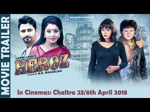 Nepali Movie Heroz Trailer