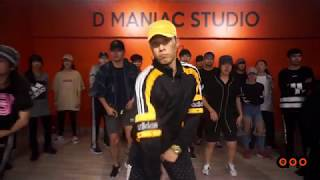Fergie - Hungry ft. Rick Ross || Tommy's Choreography || D Maniac Studio