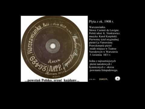 POLISH PATRIOTIC SONG .Le  Varsovine  VTS_01_1.VOB