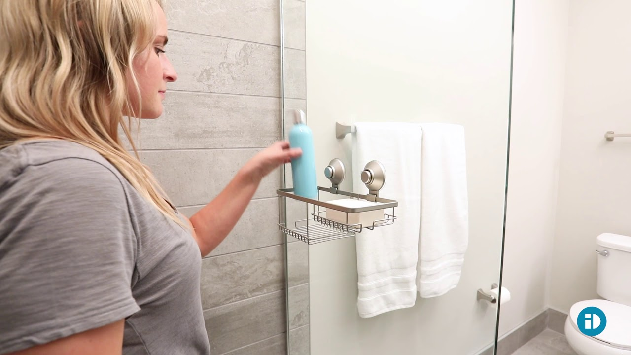 How-To Push to Lock Bath Suction