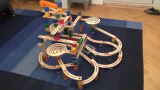Quadrilla Murmelbahn - Marble Run