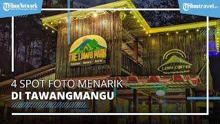 4 Spot Foto Menarik yang Wajib Dikunjungi saat Berwisata ke Tawangmangu