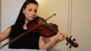 Thao Nguyen Xanh - Sad Romance ( Violin cover )