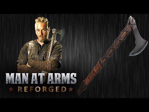 Ragnar'S Axe - Vikings