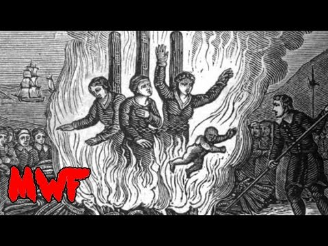 The Salem Witch Trial Tests - Murder With Friends