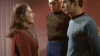 Spock insults Romulan Commander