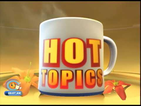 Hot Topics - Smile Jamaica - April 26 2018