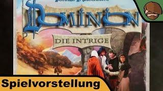Dominion: Die Intrige (Erweiterung) - Spiel - Brettspiel - Anleitung