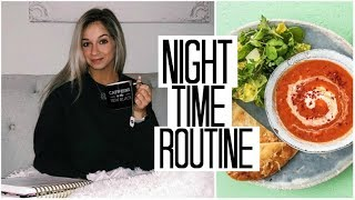 My Relaxing and Self-Love Night Routine | 2018