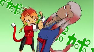 Poka Poka || Meme Animation【Nanbaka】
