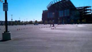 SCCA Philly solo event at the Linc on October 10th