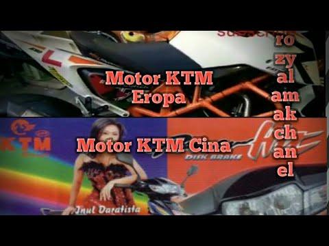 Motor KTM 690 eropa bukan KTM Motor cina ya😀😀