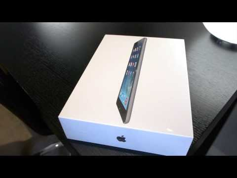  iPad Air Unboxing 128GB 4G+WiFi Space Gray [Bilsta57]