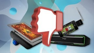 CNET Top 5 - Worst products of 2012