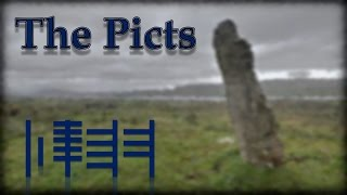 The Picts: The Ogham Writing System Part I