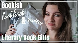 Bookish Lookbook & Review | Literary Book Gifts