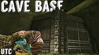 OUR SECRET CAVE BASE! Roll Rat Taming + Bulbdog Breeding! :: GE Server :: Aberration Ep. 2