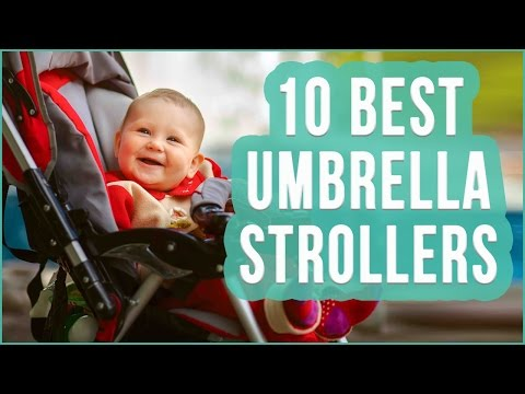 Best Umbrella Stroller 2016? TOP 10 Umbrella Strollers | TOPLIST+