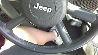 Locksmith Job 253 - Jeep Wranglers 2010 Key Stopped Working