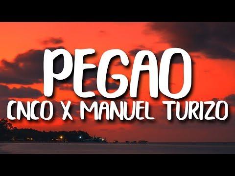 CNCO - Pegao Ft. Manuel Turizo (Letra)