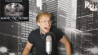 Dream Theater - Honor Thy Father reaction