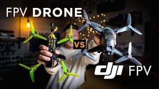 DJI FPV vs FPV Drone   The future of FPV Drones?
