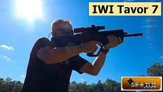 IWI Tavor 7 .308 Bullpup Review