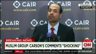 Muslim Group Demands Ben Carson Withdraw from Presidential Race: Please Read The Koran