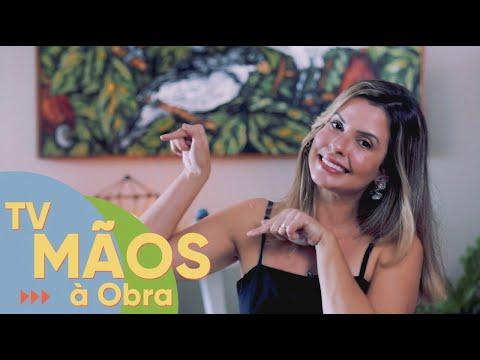 TV MÃOS A OBRA   TV Mãos à Obra visita casa da Jurema Fox após reforma   Exibido: 24/07/2021