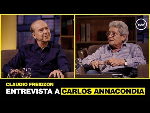 Entrevista del Pr. Claudio Freidzon al Evangelista Carlos Annacondia