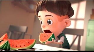 "Award winning ""Animated short film"" (Watermelon) HD"