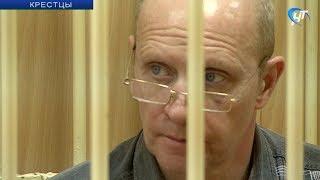 В Крестцах начался суд по делу об убийстве Никиты Хлебникова