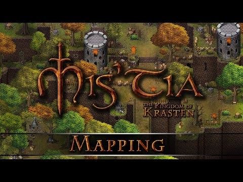 Mistia - Village Speed Mapping (Rpg Maker MV parallax)