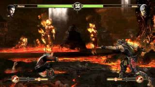 MK9  Огненный йух vs Баттхёрт