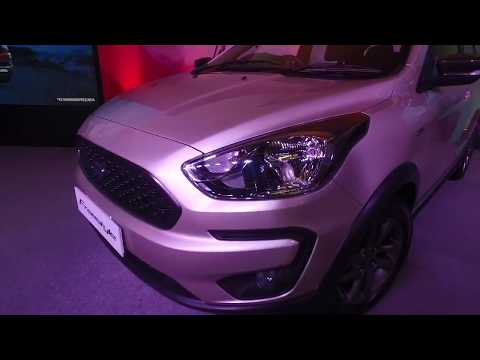 Baby Ecosport Loving It A Review On Ford Freestyle By Aniruddha