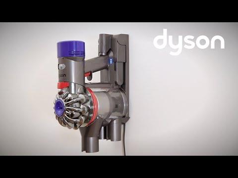 Die kabellosen Staubsauger Dyson V8 - Erste Schritte (DE)