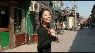 Video : China : Traditional arts shops in LiuLiChang 琉璃厂, BeiJing - video
