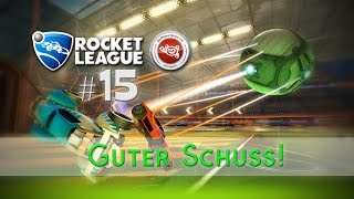 [Livestream Gameplay] Rocket League #015
