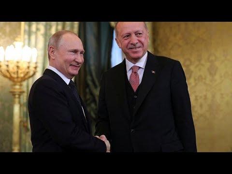 Πούτιν: Και άλλες προοπτικές στρατιωτικής συνεργασίας με την Τουρκία μετά τους S-400…