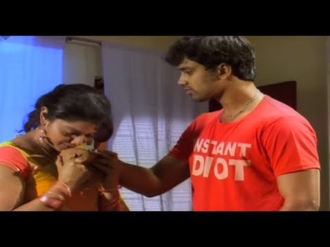 Nirmala Aunty Cozy About Hareesh | Tamil cinema - смотреть