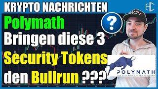 Polymath startet Security Token STOs | HODLCORE deutsch kryptowährung