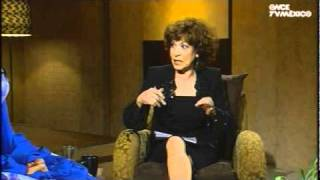 Conversando con Cristina Pacheco - Olivia Gorra