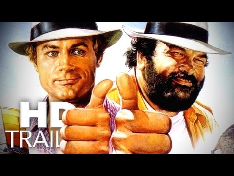 VIER FLIEGENDE FÄUSTE: Die Bud Spencer & Terence Hill Blu-ray-Box!