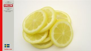 Lemon: Slicer 4 mm