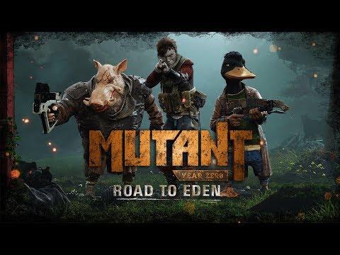 Nézzük, hogy milyen?! | Mutant Year Zero: Road to Eden #PC - 12.06.