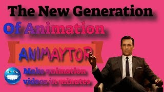 Animation Creator-The New Generation Of Animation Creator-Revolutionary Animaytor Creator